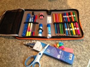 Blum school gear packs have high quality supplies for school.