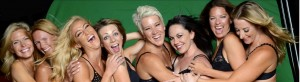 The exceptional instructors at Hot Mamas, including Teddi (center). Photo by ART+IDENTITY+PHOTO = ALANA ROTHSTEIN STUDIO