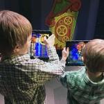 Ho-Ho-High Tech Fun at Flatiron Crossing's Santa HQ