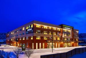 Element Aspen - Basalt Winter Exterior (Courtesy Starwood Photography/Element)