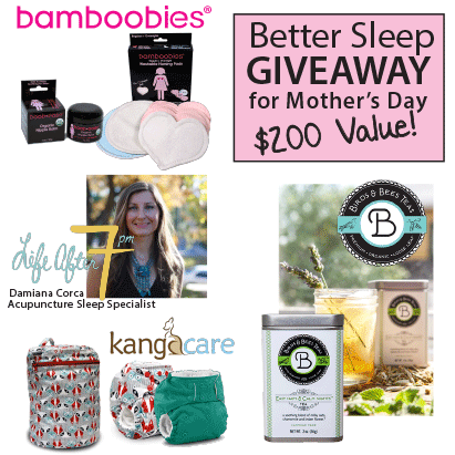 Happy Mother's Day with a better night's sleep contest!