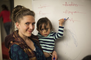 laura-w-and-daughter-at-demo-night