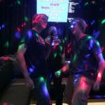 "He said/She said, a ""duet"" at the new Voicebox Karaoke"
